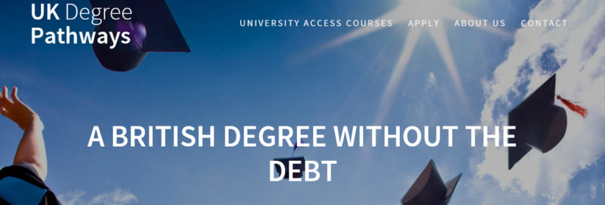 Warnborough College University Access Courses - foundation degree pathway