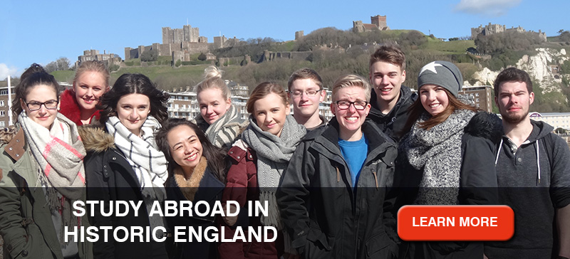 Study Abroad in England at Warnborough College