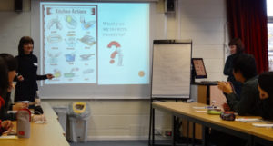 Teacher training at Warnborough College