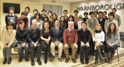 Students from Kogakuin University